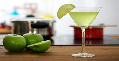 martini de manzana2