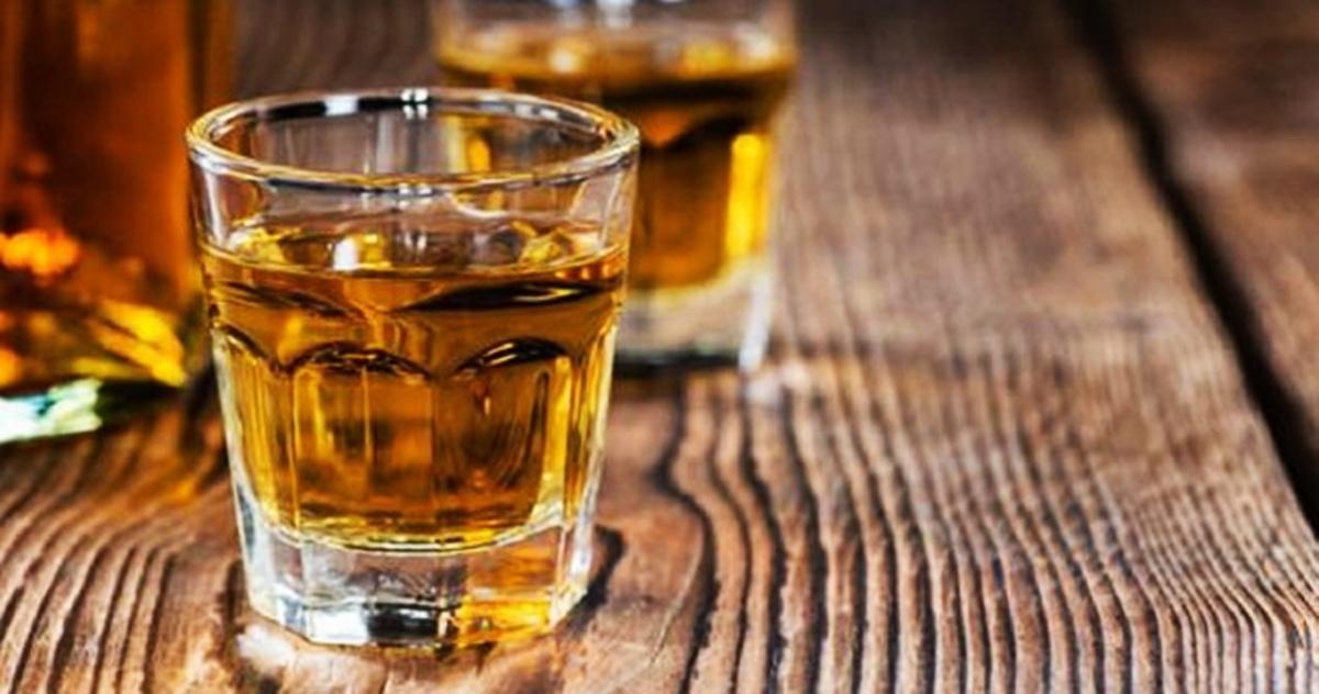 whisky trago