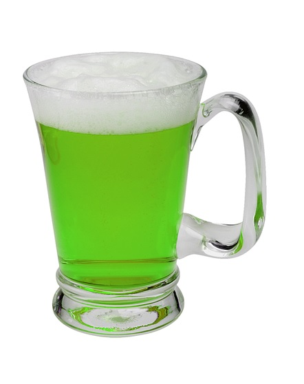 Cóctele Beer Green