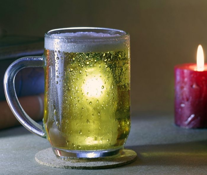 Cóctel de cerveza Submarino