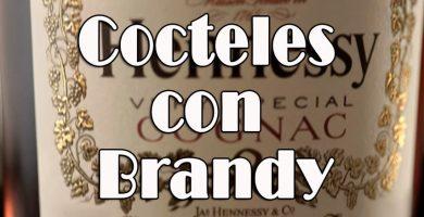 cocteles con brandy