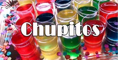 Chupitos o shots